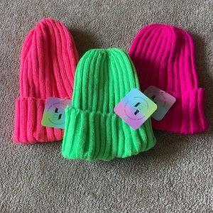 Colourful Beanie Lot